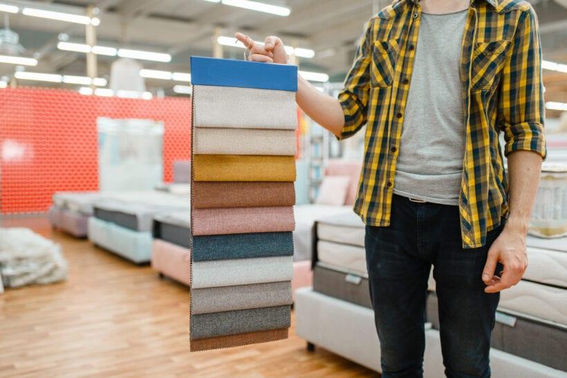 Beratung beim Kauf einer Matratze