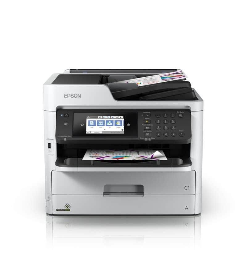 Blankoformulardruck mit Tintenstrahldrucker